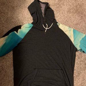 American eagle hoodie.